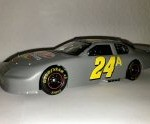 jeff gordon 2005 dupont testcar