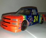 jeff gordon 1995 dupont craftsman truck