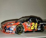 jeff gordon 2007 dupont flames phoenix 76th raced win