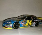 jeff gordon 2007 dod military chrome