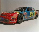 jeff gordon 1995 dupont winston cup win elite umbau