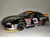 dale earnhardt sr 2000 goodwrench 76th talladega last raced win