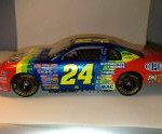jeff gordon 1997 dupont million dollar win