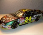 jeff gordon 2001 bugs bunny