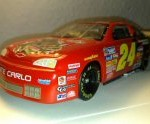 "jeff gordon 1997 jurassic park ""the winston"" win"