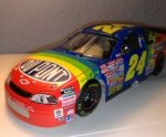 jeff gordon 1997 dupont daytona 500 win