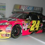 jeff gordon 2009 dupont gatorade duel 1 raced win