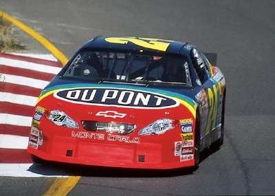 jeff gordon 2000 winston cup