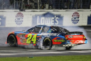 jeff gordon 2007 nextel cup