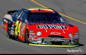 2007 jeff gordon 57 chevy