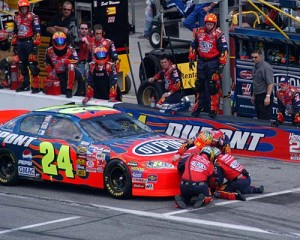 jeff gordon 2004 nextel cup