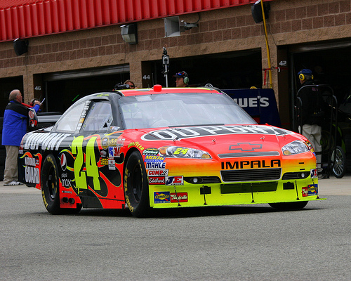 jeff gordon 2010
