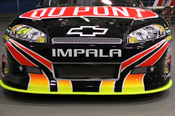 jeff gordon 2012 sprint cup