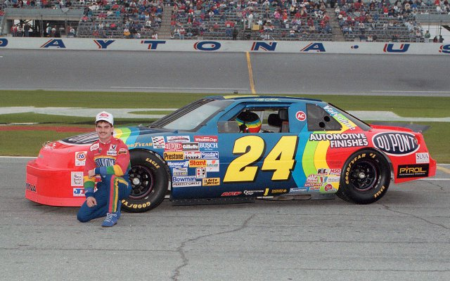 jeff gordon 1993 winston cup