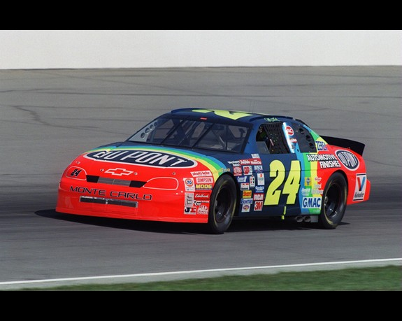 jeff gordon 1995 winston cup