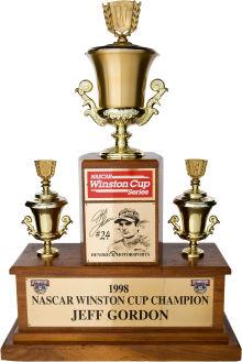 1998 winston cup champ jeff gordon