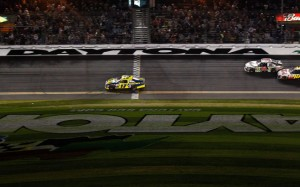 daytona 500 finish