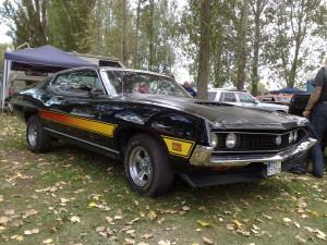 1971 Ford Torino von Thomas