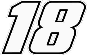 18-kyle-busch logo