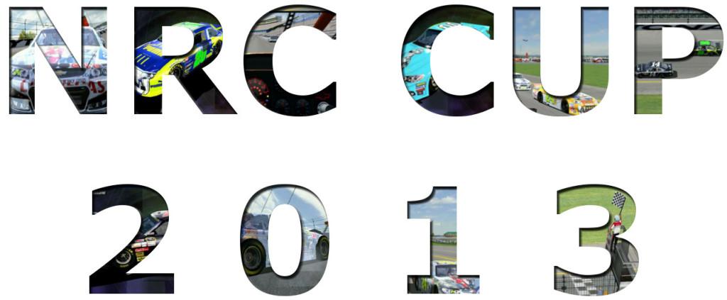NRC CUP Logo Schrift