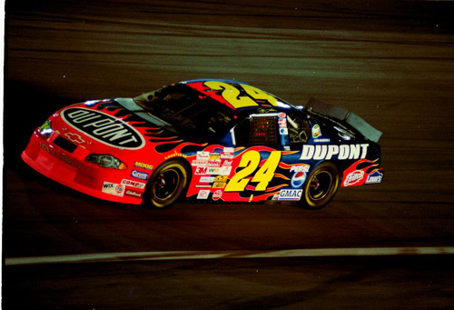 Jeff Gordon 2002