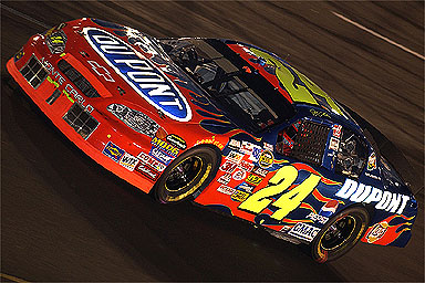 Jeff Gordon 2003 Martinsville Win