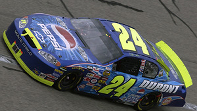 Jeff Gordon 2004 Talladega Win