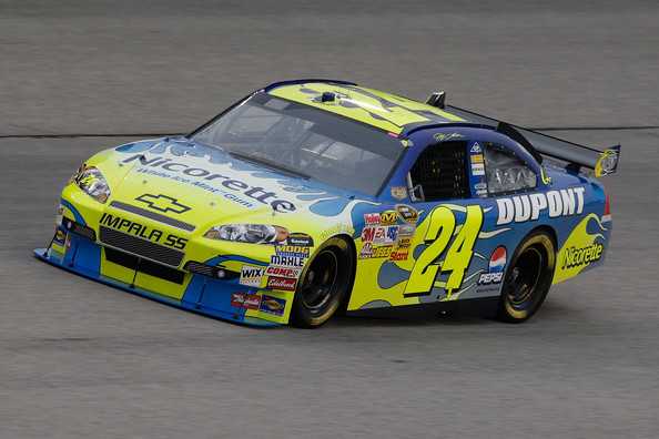 Jeff Gordon 2008 Nicorette Ice