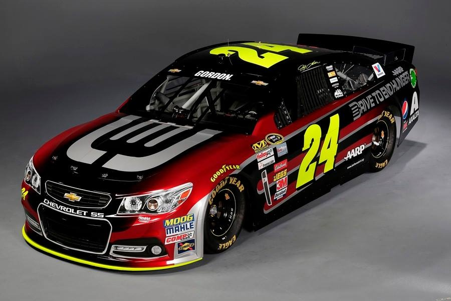 Jeff Gordon 2014