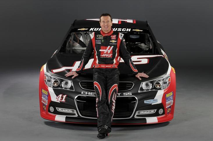 2015 #41 Kurt Busch
