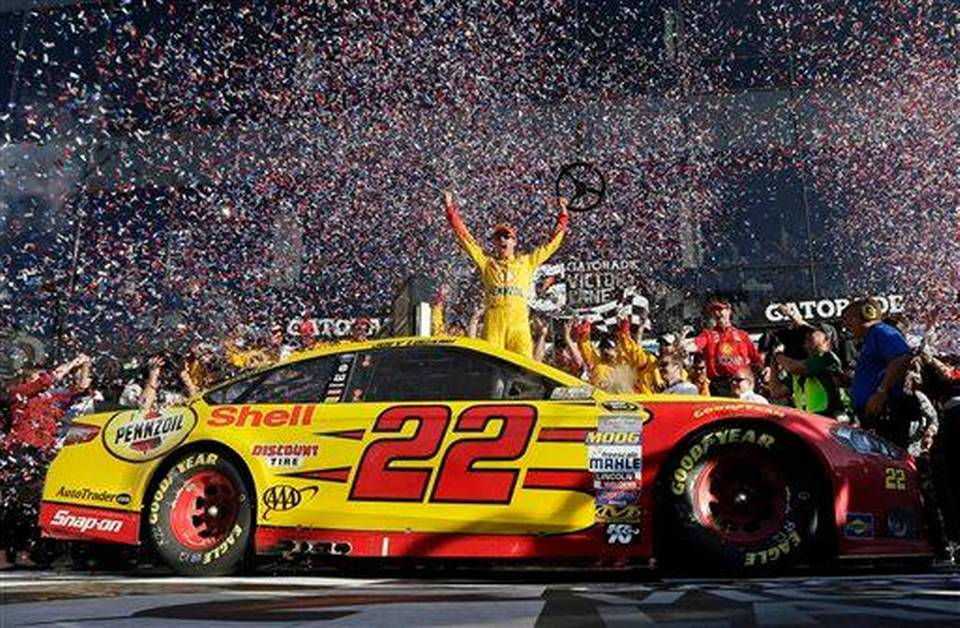 2015 Daytona 500 Winner #22 Joey Logano