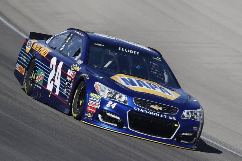 Chase-Elliott-NAPA-AUTO-PARTS-24-Chevrolet-Hendrick-Las-Vegas-2016-speed